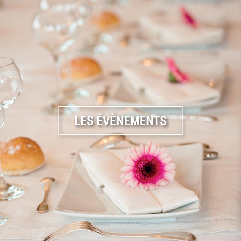 photo d'une décoration de table pour un événement